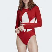Body adidas Originals Large Logo Bodysuit FM7181