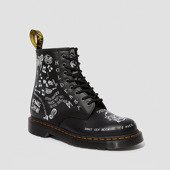 Buty Dr. Martens 1460 Scribble Backhand 25245009