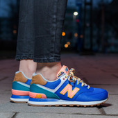 "Buty damskie sneakersy New Balance ""Expedition Pack"" WL574EXA"