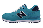 Buty damskie sneakersy New Balance Polo Pack WL574POA