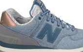 "Buty damskie sneakersy New Balance ""Rose Gold Pack"" WL574AEC"