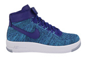 Buty damskie sneakersy Nike Air Force 1 Flyknit 818018 400