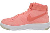 Buty damskie sneakersy Nike Air Force 1 Flyknit 818018 802