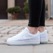 Buty damskie sneakersy Nike Air Force1 Low Upstep Breeze Pack 833123 100