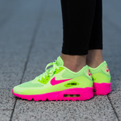 Buty damskie sneakersy Nike Air Max 90 Breeze (GS) 833409 300