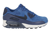 Buty damskie sneakersy Nike Air Max 90 Leather 768887 401