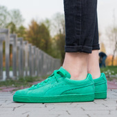Buty damskie sneakersy Puma Suede Classic+ Colored 360584 01