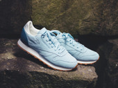 "Buty damskie sneakersy Reebok Classic Leather ""Bread& Butter"" V70780"