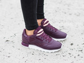 Buty damskie sneakersy Reebok Classic Leather Matte Shine AR0851