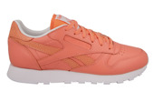 Buty damskie sneakersy Reebok Classic Leather Seasonal II AR2805