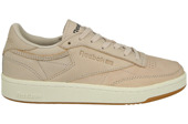 "Buty damskie sneakersy Reebok Club C 85 ""Golden Neutrals"" BS7295"
