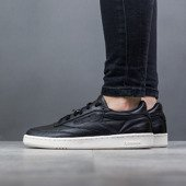 "Buty damskie sneakersy Reebok Club C 85 Hardware ""Black"" BS9596"