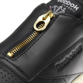 "Buty damskie sneakersy Reebok Club C 85 ""Zip Close Pack"" Black BS6608"
