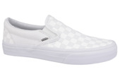 Buty damskie sneakersy Vans Classic Slip-On Checkerboard EYEX1L
