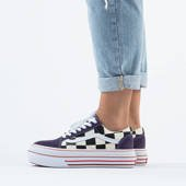 Buty damskie sneakersy Vans Ua Super ComfyCush Old Skool VN0A4UUN26C