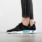"Buty damskie sneakersy adidas Originals NMD_R1 ""Icey Blue"" BY9951"