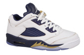 "Buty męskie sneakersy Air Jordan 5 Retro Low ""Dunk from above"" 819171 135"