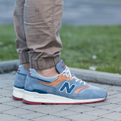 Buty męskie sneakersy New Balance Made in The USA M997DOL