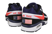 "Buty męskie sneakersy Nike Air Max BW Premium USA ""Olympic Pack"" 819523 064"