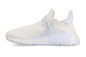"Buty męskie sneakersy adidas Originals NMD x Pharrell Williams Human Race Trail Holi Blank Canvas Pack ""Cream White"" AC7031"