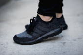 "Buty męskie sneakersy adidas Originals Swift Run Primeknit ""Core Black"" CG4127"
