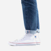 Buty sneakersy Converse Chuck Taylor All Star Leather Hi 132169C