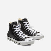 Buty sneakersy Converse Chuck Taylor All Star Leather Hi 132170C
