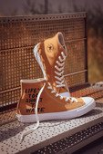 Buty sneakersy Converse Chuck Taylor All Star Recycle Hi Renew Pack 164918C