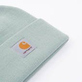 Czapka Carhartt WIP Short Watch Hat I017326 FROSTED GREEN