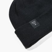 Czapka Makia Merino Thin Cap U8219I BLACK