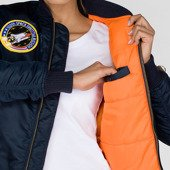 Kurtka damska Alpha Industries NASA MA-1 VF 168007 07