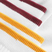 Skarpetki Wood Wood Gail Socks 11939004-9517 Bright White Stripe