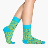 Skarpety Happy Socks x Keith Haring KEH01 6700